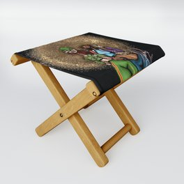 Eye see Gen and Juice Folding Stool