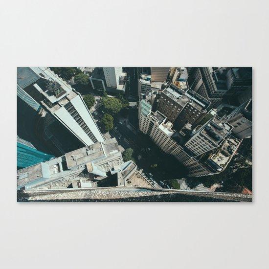 Skyscraper 5 Canvas Print