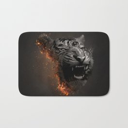 XTINCT x Tiger Bath Mat