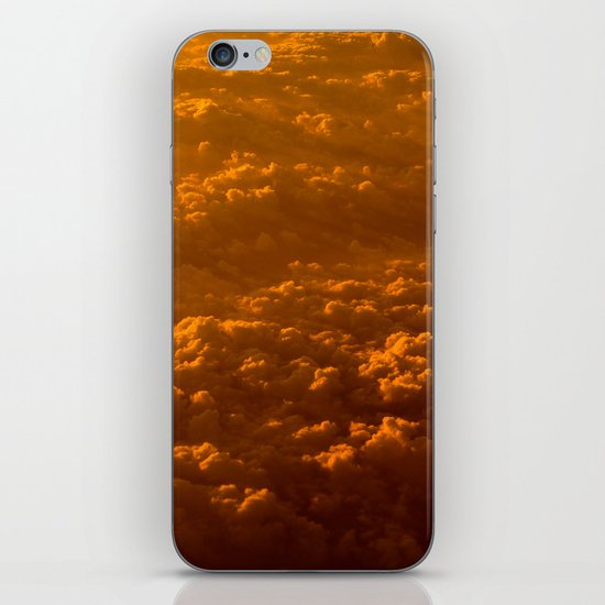 billowing iPhone & iPod Skin