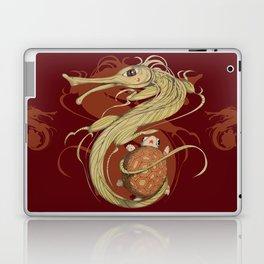 Dragon ith turtle Laptop & iPad Skin