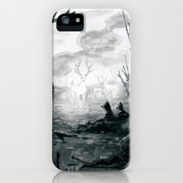 The Spirit Lives On iPhone Case