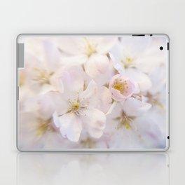 Ornamental Cherry Blossom Laptop & iPad Skin