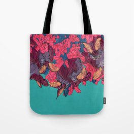 Out of Sight, Out of Mind Tote Bag