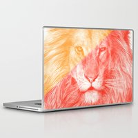 eric fan Laptop & iPad Skins featuring Wild 3 by Eric Fan & Garima Dhawan by Garima Dhawan