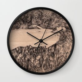 sleep Wall Clock