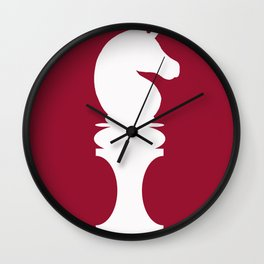 The Lost Piece Wall Clock