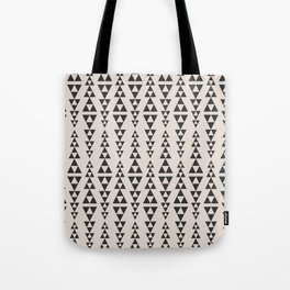 Triangles by PIEL Tote Bag