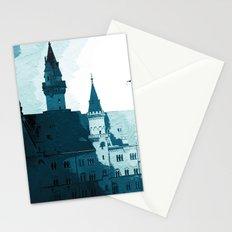 Dark Night Stationery Cards