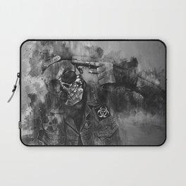 Gun Boy Laptop Sleeve