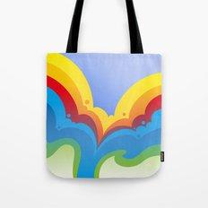 Rainbowmatic Tote Bag