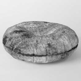 1st Image of the Far Side of the Moon Floor Pillow