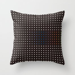 Pattern_B02 Throw Pillow