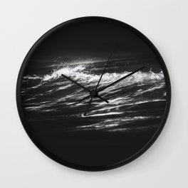 Battle cry Wall Clock