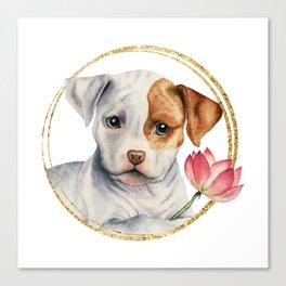 Flower Child 2 Canvas Print