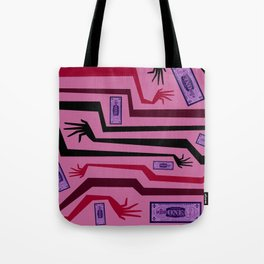 All Hands Tote Bag
