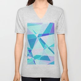 Crystallized Unisex V-Neck