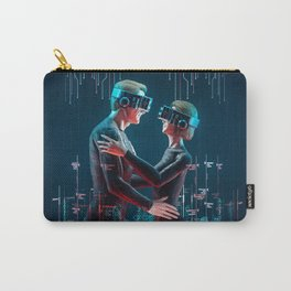 Virtual Lovers Carry-All Pouch