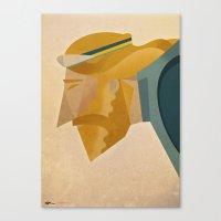 jesus Canvas Prints featuring Jesus by Riccardo Guasco
