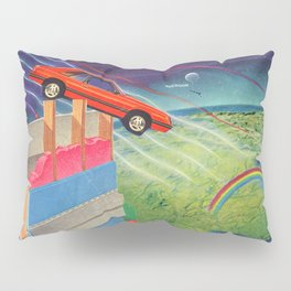 Intergalactic Travel Pillow Sham