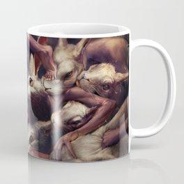 Go forward and forward Coffee Mug