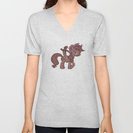 My Little Remington Pony Unisex V-Neck