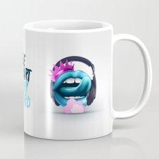 Be smart. Think weird II Mug