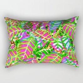 Leaves in Dappled Light Rectangular Pillow