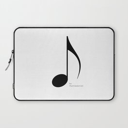 TheVibeArts music is life Laptop Sleeve