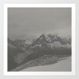Alpine I Art Print