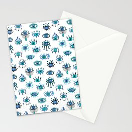 Nazar Living Stationery Cards