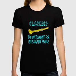 """""""The Instrument For Intelligent People"""" tee design. Perfect for wise and gifted like you!  T-shirt"""