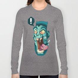 Zombie. Long Sleeve T-shirt