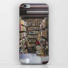 knowledge is power iPhone Skin