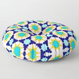 Eight Heavens Floor Pillow