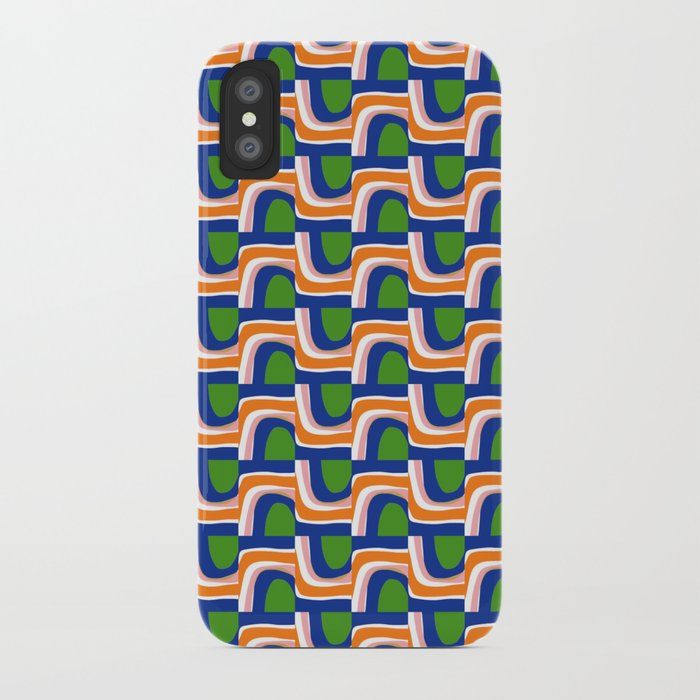 Under and Over iPhone Case
