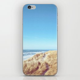 WIDE AND FREE iPhone Skin