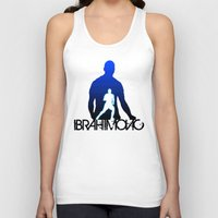 zlatan Tank Tops featuring Zlatan Ibrahimovic by Sport_Designs