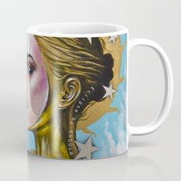 Eclipse 1 (Myth about the sun & stars) Coffee Mug