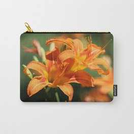 Day Lily Dance Carry-All Pouch