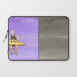 The Lute Player Laptop Sleeve