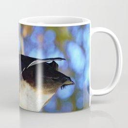 Wood Duck up a Tree!  by Reay of Light Coffee Mug