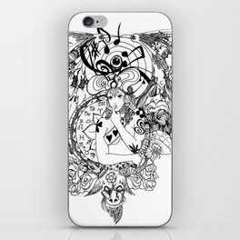 Venice Beach, California iPhone Skin