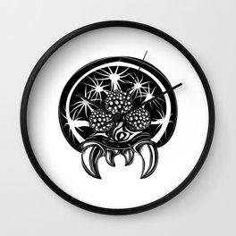 Metroid Wall Clock
