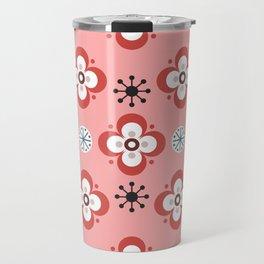 winterflower Travel Mug