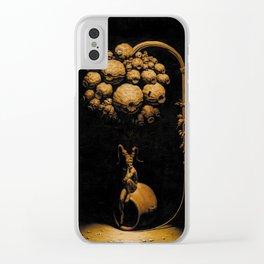 morpheus Clear iPhone Case