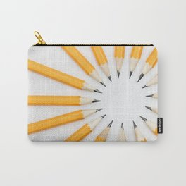 Pencil circle Carry-All Pouch