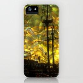 Susan Constant, Jamestown VA iPhone Case
