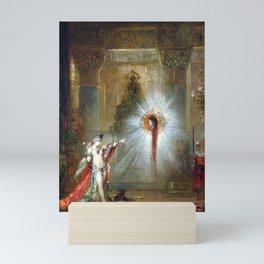 Gustave Moreau The Apparition Mini Art Print