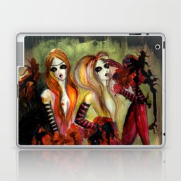 Twins 1 of 3 Laptop & iPad Skin
